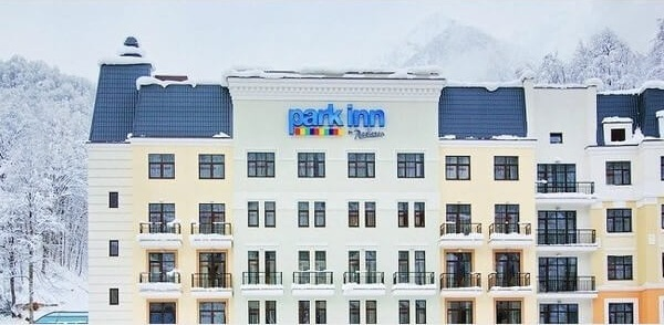 Отель Park Inn by Radisson на курорте Роза Хутор